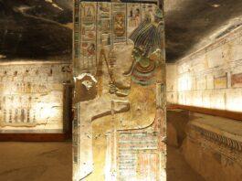 مسلسل كنوز مصر المفقودة
