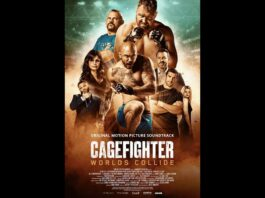 CAGEFIGHTER WORLDS COLLIDE فيلم