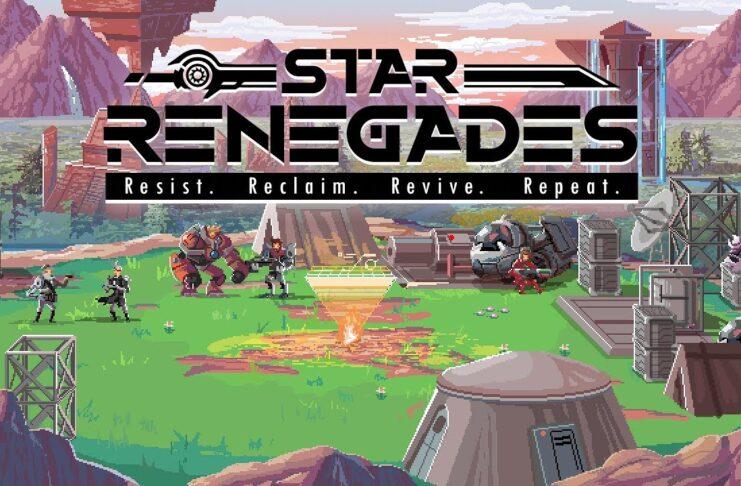 STAR RENEGADES لعبة